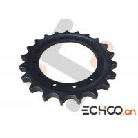 Kobelco KX75-3 Metric Roller Chain Sprockets For Crawler Excavator Strongly