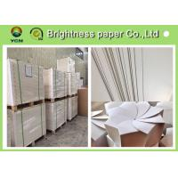Buy cheap Book Cover Making White Cardboard Sheets / Ivory Paper Board 250gsm from wholesalers