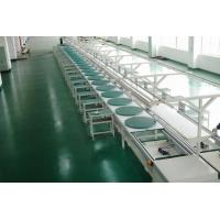 Buy cheap Anodized Aluminium Profile / LED Street Lamp Panle Light Assembly Line / Production Line from wholesalers