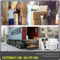 Buy cheap Container Shipping from China to UK with Warehouse Consolidation from wholesalers