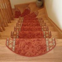 Buy cheap Customized Stair Mats, Protect Your Stairs from Daily Wear and Tear, Available in Wide Designs from wholesalers