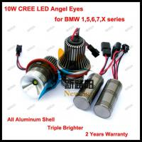 Buy cheap 10W CREE LED Angel Eyes for BMW E39/E53/E60/E61/E63/E64/E65/E66/E87 from wholesalers