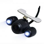 Buy cheap Frog Car Reversing Camera Kit , Universal Backup Camera With 2 LED Light from wholesalers