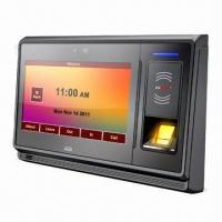 Buy cheap uTouch Access Fingerprint Access Control System and Time Recorder with Wi-Fi/GPRS from wholesalers