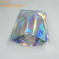 Buy cheap Stand up zip lock bag the holographic plastic bag for the bath salt and the popular aluminum foil mask bag from wholesalers