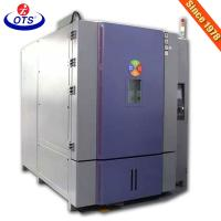 Buy cheap Stable Working Altitude Test Chamber Customized Color 0.7C - 1.0C/Min Cooling Rate from wholesalers