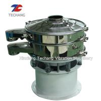 China Large Output Rotary Circular Vibration Screen Sieve With High Efficiency on sale