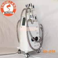 Buy cheap 4 handles weight loss beauty equipment cryolipolysis slimming machine for cellulite from wholesalers