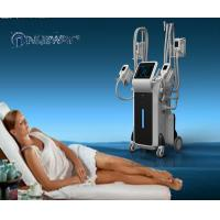 Buy cheap 2017 Newest  Whole body slimming, hot sale cryolipolysis 4 handles fat removal machine with double chin handpiece from wholesalers