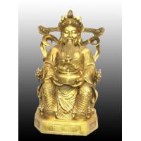Buy cheap The God of Wealth Statue from wholesalers