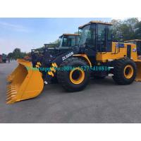 Buy cheap Heavy Load XCMG ZL50GN 5 Ton wheel loaders with 3m3 bucket with Weichai engine 162kw from wholesalers