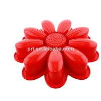Buy cheap non-toxic , harmless silicone cake mold for baking cake / chocolate product