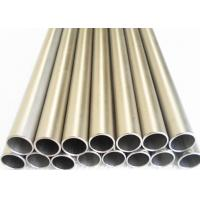 Buy cheap Nickel Alloy 718 / Inconel 718 Seamless Alloy Pipe 20ft Length Round Shape from wholesalers