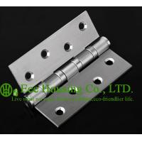 Buy cheap Brushed Finished 201 stainless steel Hinges for timber doors,ball bearing hinges, no noise from wholesalers