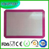 Buy cheap Hot Selling Food Grade Fashion Non Stick silicone baking mats / silicone baking mat set from wholesalers