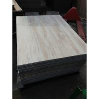 Buy cheap High quality wood pattern PVC vinyl flooring tiles/planks product