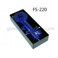 Buy cheap Adjustable Glass Door Floor Hinges 120° Open Angle Without Changing Cement Box from wholesalers