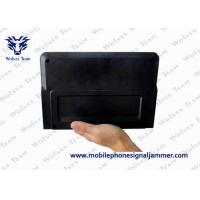 Buy cheap Desktop High Power Signal Jammer Cooling System Customized Frequency For Cell Phones from wholesalers