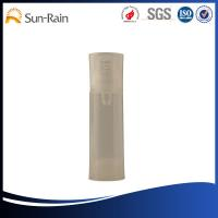 Buy cheap SUNRAIN 30ml Plastic Airless Pump Bottle with Hot - stamping , Silk - screening from wholesalers