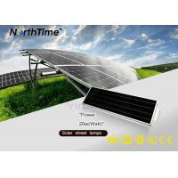 Buy cheap 20W Solar Panel Street Lights System , solar powered street lights from wholesalers