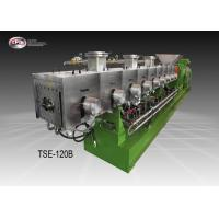 Buy cheap Engineering Plastic Extrusion Machine PP/PE/PS/PET/PC With Talc CaCO3 from wholesalers