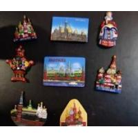 Buy cheap Polyresin Moscow Fridge Magnet from wholesalers