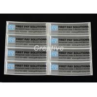 Buy cheap UV Resistance Brushed Silver Chrome Resin Domed Labels Epoxy Logo Sticker from wholesalers