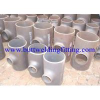 "A403 Wp321 / Tp321 , Wp310 / Tp310 Stainless Steel Reducing Tee 1"" 24"" Sch40s"