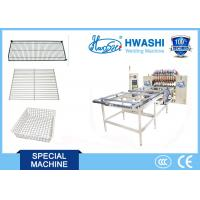 Buy cheap Automatic Multi-point Wire Fence Steel Wire Mesh Welding Machine from wholesalers
