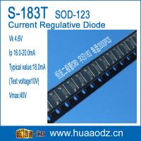Buy cheap Current Regulative Diode S-183T SOD-123 from wholesalers