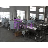 Buy cheap SUS 304 Juice Processing Equipment steam heating mixing line from wholesalers