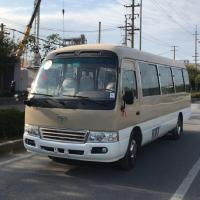 Buy cheap Japan used Toyota Coaster coach bus with diesel engine/AC at cheap price for sale hot sale from wholesalers