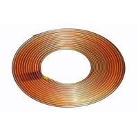 Buy cheap H60 T2 Split Air Conditioner Copper Pipe Oval With Mill Polished from wholesalers