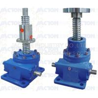 Buy cheap 25 Ton Ball Screw Jack High Precision Ball Screw Dia. 80MM Lead 16MM Gear Ratio 32:3, 32:1 from wholesalers