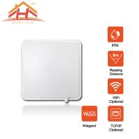 Buy cheap Standalone Long Distance Rfid Card Reader Smart Rfid Reader from wholesalers
