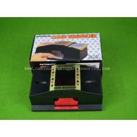 Buy cheap Attractive Quiet Electronic Card Shuffler Machine Portable For Playing Cards from wholesalers