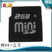 Buy cheap Mini SD Card 2GB Memory Cards (C-333) from wholesalers