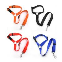 Buy cheap Eco Friendly Sewing Adjustable Straps Safety Dog / Cat Seat Strap Belt Adjustable from wholesalers