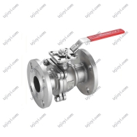 Buy cheap ANSI 4 Inch Handle Price Flanged Floating High Pressure Stainless Steel Ball Valve from wholesalers