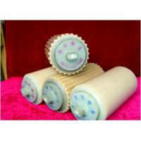 Buy cheap No Sticky Nylon Conveyor Rollers Plastic Conveyor Rollers For Much Dust Environment from wholesalers