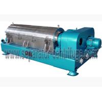 Buy cheap 2 Phase Liquid Solid Starch Dewatering Processing Wastewater Treatment Decanter Centrifuge Machine from wholesalers