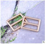 Buy cheap Fashion Solid Handbag Strap Hardware Tri - Glide Slide Metal Adjustable Buckle from wholesalers