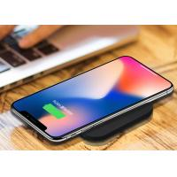 Buy cheap Wholesale Fast Universal Cell Phone Stand Powermat wireless Charger, For Iphone X Qi Wireless Charger Pad from wholesalers
