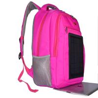 Buy cheap 3.5W Nylon Backpacking Solar Charger , 6V Womens Backpack With Built In Charger from wholesalers