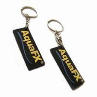 Buy cheap PVC key Chains from wholesalers