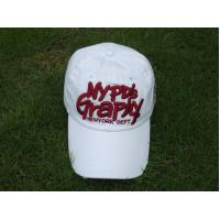 Buy cheap With 3D embroidery promotional 6 panel baseball cap from wholesalers