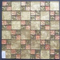 Buy cheap Decorative silver mirror wall tiles product