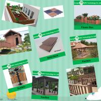 Buy cheap Anti- Slip Wpc Outdoor And Indoor Floor, High Quality Anti-slip Wpc Floor,Outdoor Wpc,Wood Plastic Composite Board product