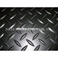 Buy cheap Customized Heavy Duty Nonslip Rubber Car Mats Smooth / embossed Surface product
