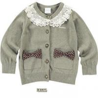 Buy cheap Girl Cardigan, Baby Infant Outwear ,Sweater from wholesalers